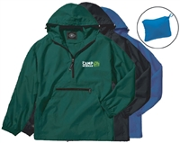 CAMP NEWMAN PACK-N-GO PULLOVER JACKET