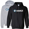 OSRUI HOODED SWEATSHIRT