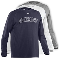 BIRCHMONT UNDER ARMOUR LONGSLEEVE TEE