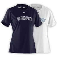 BIRCHMONT LADIES UNDER ARMOUR TEE