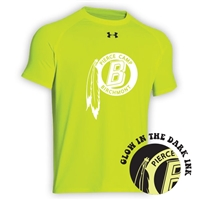 BIRCHMONT HYPER COLOR UNDER ARMOUR TEE