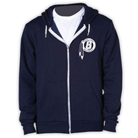 BIRCHMONT AMERICAN APPAREL FLEX FLEECE HOODY