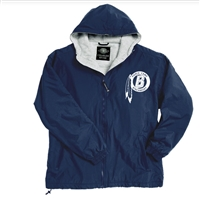 BIRCHMONT FULL ZIP JACKET WITH HOOD