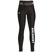 BIRCHMONT GIRLS UNDER ARMOUR HEAT GEAR LEGGING