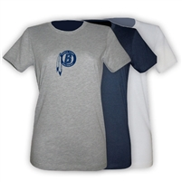 BIRCHMONT GIRLS FITTED TEE