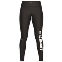 BIRCHMONT LADIES UNDER ARMOUR HEAT GEAR LEGGING