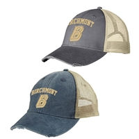 BIRCHMONT OLLIE DISTRESSED HAT