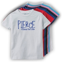 PIERCE COUNTRY DAY CAMP OFFICIAL INFANT CAMP COTTON TEE