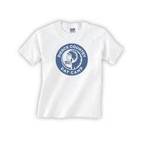 PIERCE COUNTRY DAY CAMP TODDLER COTTON CAMP TEE