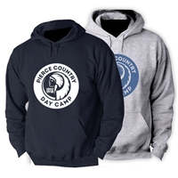 PIERCE COUNTRY DAY CAMP OFFICIAL HOODED SWEATSHIRT