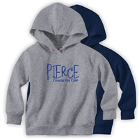 PIERCE COUNTRY DAY CAMP OFFICIAL TODDLER HOODED SWEATSHIRT