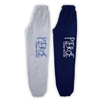 PIERCE COUNTRY DAY CAMP ELASTIC BOTTOM SWEATPANTS