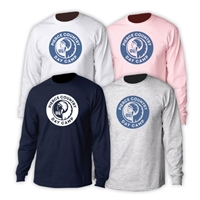 PIERCE COUNTRY DAY CAMP LONGSLEEVE TEE