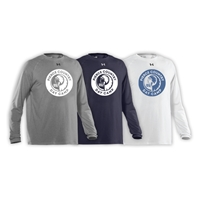PIERCE COUNTRY DAY CAMP UNDER ARMOUR LONGSLEEVE TEE