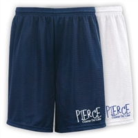 PIERCE COUNTRY DAY CAMP EXTREME MESH ACTION SHORTS