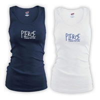 PIERCE COUNTRY DAY CAMP RIBBED TANK