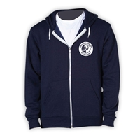 PIERCE COUNTRY DAY CAMP AMERICAN APPAREL FLEX FLEECE HOODY