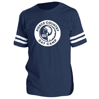 PIERCE DAY CAMP GAME DAY TEE