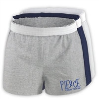 PIERCE COUNTRY DAY CAMP LADIES COTTON SHORT