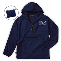 PIERCE COUNTRY DAY CAMP PACK-N-GO PULLOVER JACKET