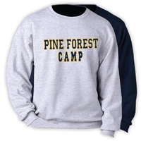 PINE FOREST OFFICIAL CREW SWEATSHIRT