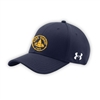 PINE FOREST UNDER ARMOUR CURVED BRIM STRETCH FITTED CAP