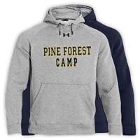 PINE FOREST UNDER ARMOUR HOODY