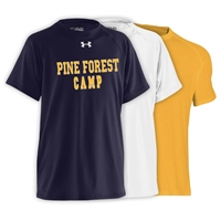PINE FOREST UNDER ARMOUR TEE