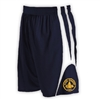 PINE FOREST OFFICIAL REV BASKETBALL SHORTS