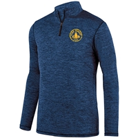 PINE FOREST INTENSIFY HEATHER 1/4 ZIP PULLOVER