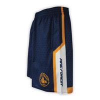 PINE FOREST SUBLIMATED BASKETBALL SHORTS