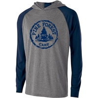 PINE FOREST ECHO HOODIE
