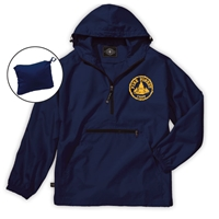 PINE FOREST PACK-N-GO PULLOVER JACKET