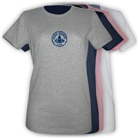 PINE FOREST GIRLS FITTED TEE