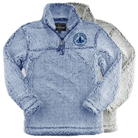 PINE FOREST SHERPA 1/4 ZIP PULLOVER