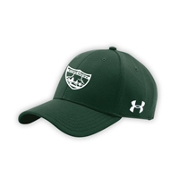 PINEMERE UNDER ARMOUR CURVED BRIM STRETCH FITTED CAP