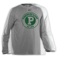 PINEMERE UNDER ARMOUR LONGSLEEVE TEE