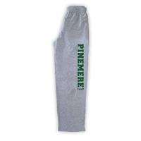 PINEMERE OPEN BOTTOM SWEATPANTS WITH POCKETS