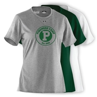 PINEMERE LADIES UNDER ARMOUR TEE