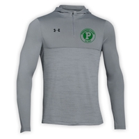 PINEMERE UNDER ARMOUR TECH 1/4 ZIP HOODY