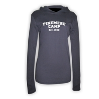 PINEMERE AMERICAN APPAREL LONG SLEEVE HOODY