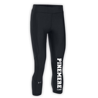 PINEMERE LADIES UNDER ARMOUR HEAT GEAR ARMOUR CAPRI