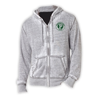 PINEMERE UNISEX BURNOUT HOODY