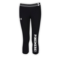 PINEMERE GIRLS UNDER ARMOUR HEAT GEAR ALPHA CAPRI