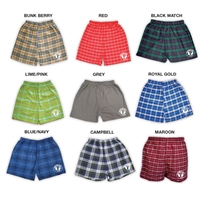 PINEMERE FLANNEL BOXERS