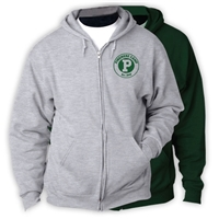 PINEMERE FULL ZIP HOODED SWEATSHIRT