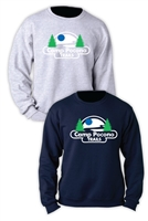POCONO TRAILS OFFICIAL CREW SWEATSHIRT