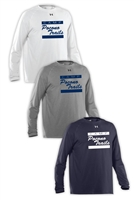 POCONO TRAILS UNDER ARMOUR LONGSLEEVE TEE