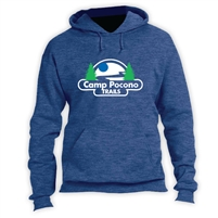 POCONO TRAILS VINTAGE HOODED SWEATSHIRT