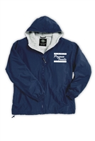 POCONO TRAILS FULL ZIP JACKET WITH HOOD